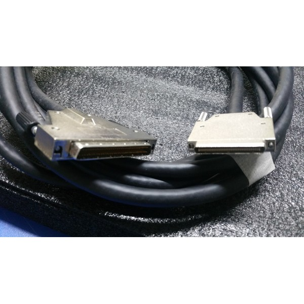 Cablu Amphenol Style Switch VHDCI 68-PIN SCSI 60 AWG 34/PR 4.5M